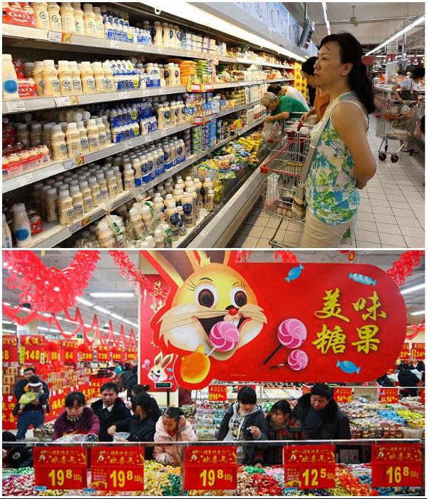 Российская кондитерская продукция активно завоевывает китайский рынок. | Фото: lenta.ru/ ekd.me.