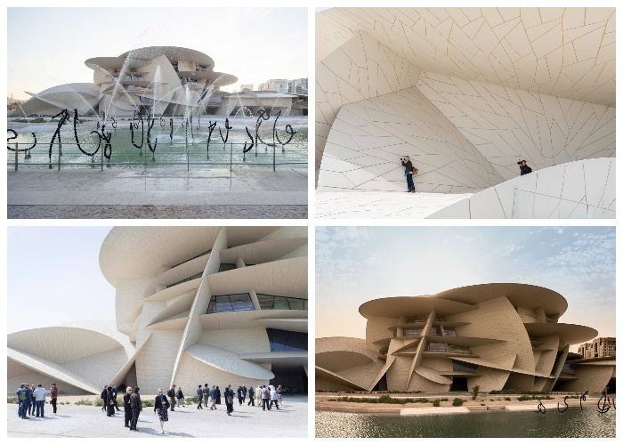 Катар собственными силами стремится создать аутентичную архитектуру и уникальные музеи. | Фото: thearchitect.pro.