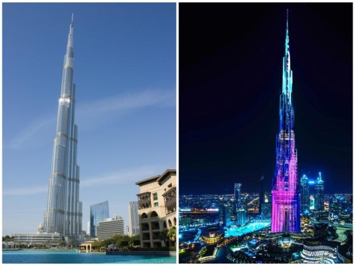 Небоскреб Бурдж-Халифа – самое высокое здание в мире (Дубаи, ОАЭ). | Фото: digitalavmagazine.com.