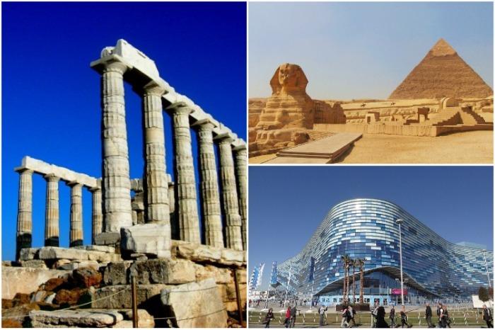 Архитектура лучше всего характеризует культурную глубину достижений общества.