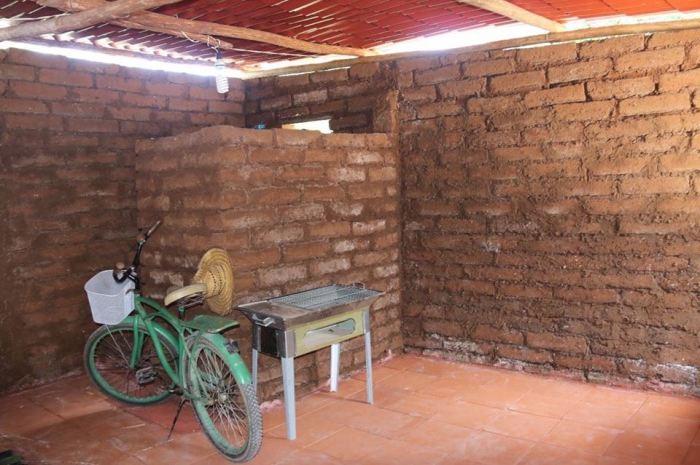 Внутренняя планировка дома из саргассового самана (Кинтана-Роо, Мексика). | Фото: grupopiramide.com.mx.