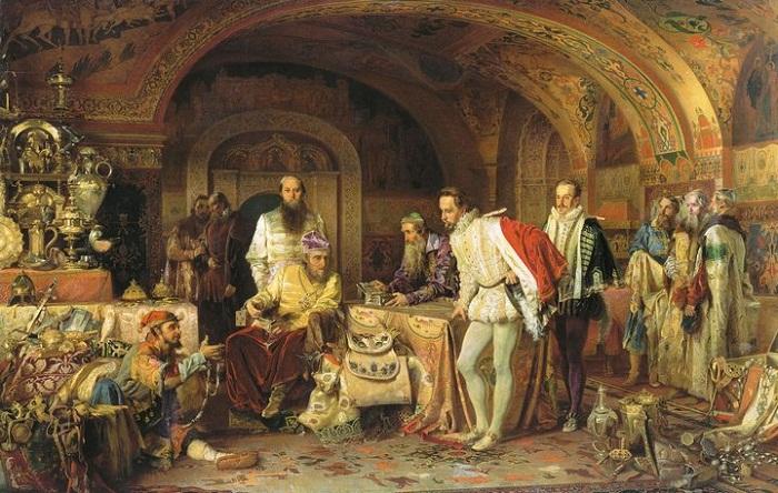 В замках средневековой Европы совсем не было туалетов. | Фото: ribalych.ru.