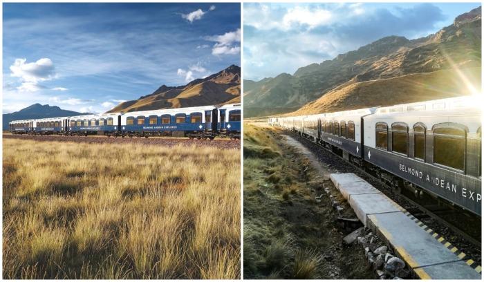 По пути следования предусмотрены остановки, дающие возможность увидеть самые известные достопримечательности юга страны (Belmond Andean Explorer, Перу).