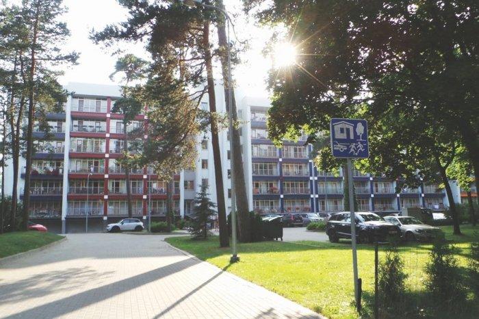 В этом жилом комплексе Клара Новикова приобрела роскошные апартаменты («Мариенбад», Юрмала). | Фото: press.lv.