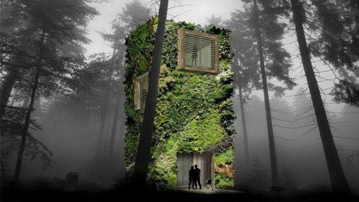 Авторы проекта считают свой новый проект «беспроигрышной концепцией для людей, природы и общества» (концепт фонда OAS1S ™). | Фото: huffpost.com.