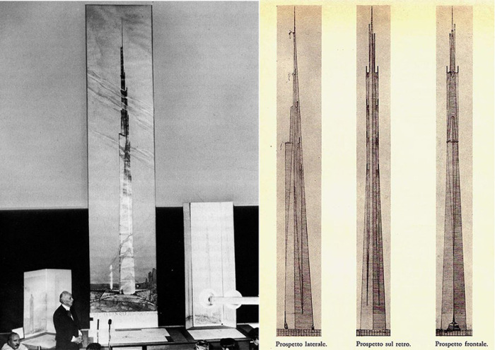 Небоскреб The Illinois Sky City – проект известного американского архитектора Фрэнка Ллойда Райта (1957 г.). | Фото: architime.ru.