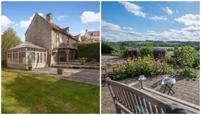 Новых владельцев ждет средневековый колорит, размеренная жизнь в сельской местности и восхитительная природа (The Old Dairy, деревня Box).