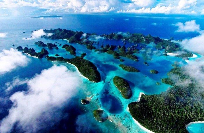Индонезия – самый большой архипелаг мира, включающий более 18 тыс. островов. | Фото: turist.delfi.ee.