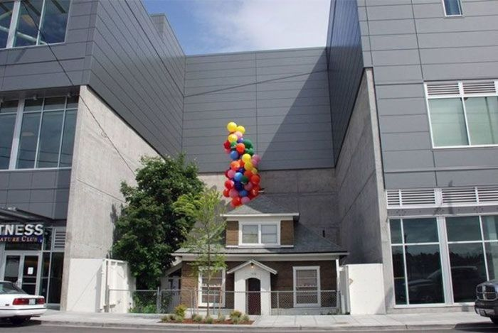 Эдит Мейсфилд отказалась продавать свой дом даже за 1 млн долларов, но потом просто подарила его главному инженеру строительства (Сиэтл, США). | Фото: finance.detik.com.