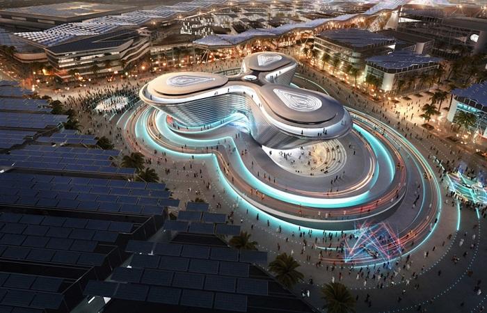 District 2020 – город будущего (ОАЭ).