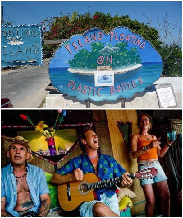 Ричард Сова с удовольствием принимает гостей и даже предоставляет им ночлег (Joysxee, Мексика).