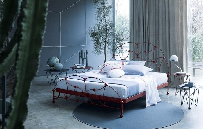 Интерьеру немецкого дома присуща идеальная симметрия и полная завершенность.