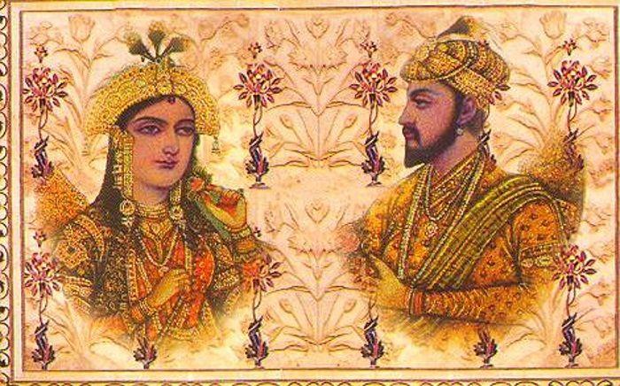 Опечаленный смертью своей любимой жены Шах-Джахан отдал приказ о строительстве мавзолея (Тадж-Махал, Индия). | Фото: pinterest.ca.