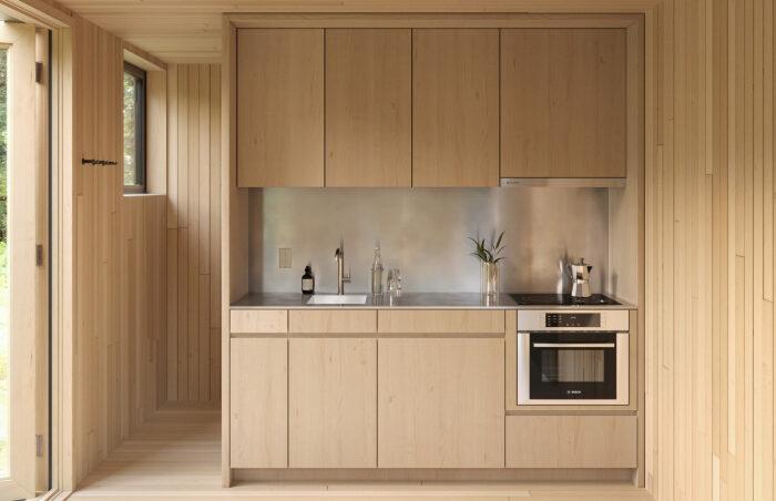 Современная кухня позволит наслаждаться кулинарными шедеврами (Arcana, Канада).   Фото: mymodernmet.com.