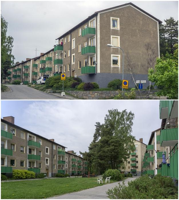 Градостроительные нормы и правила выполняются в полном объеме, даже если дома на окраинах.