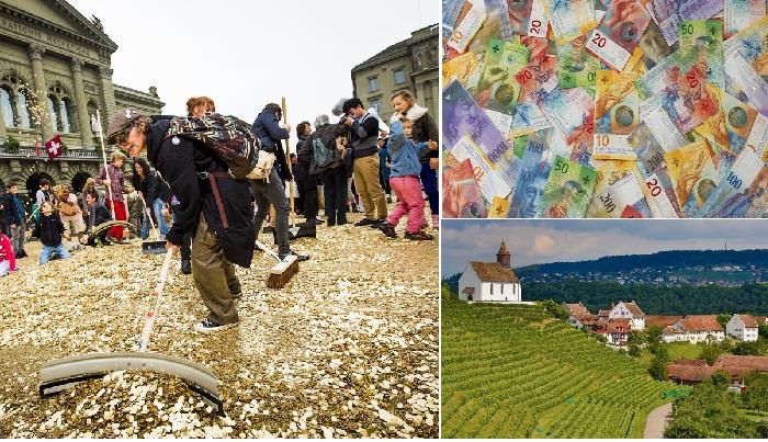Будут ли жители коммуны Рейнау (Rheinau) грести деньги лопатой? Жизнь покажет.