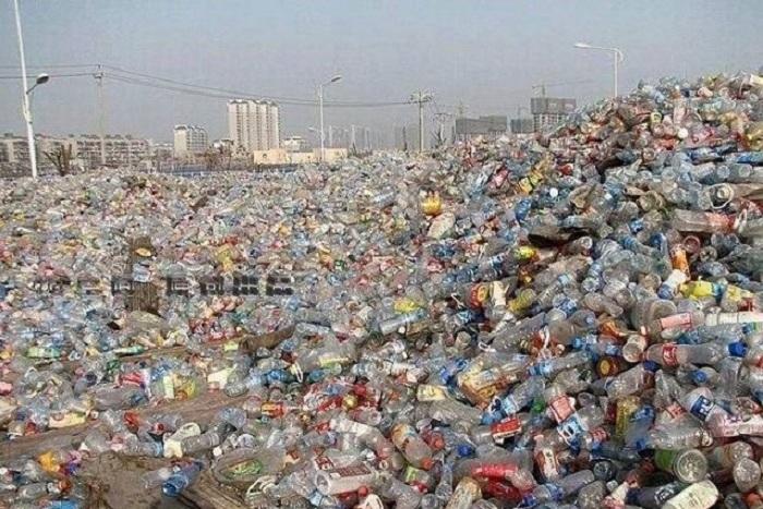 Пластиковые бутылки, которые заполонили всю планету стали идеальным строительным материалом. | Фото: teetoteler.com.