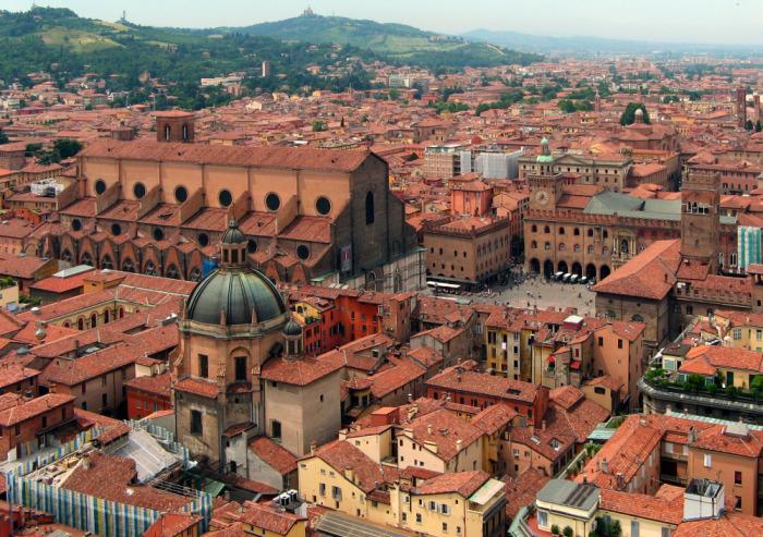 University of Bologna – старейший и крупнейший университет в Европе и мире (Италия). | Фото: hse.ru.