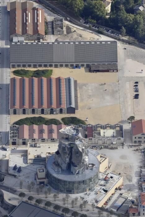 Подходит к завершению строительство Центра искусств Luma Arles (Франция). | Фото: newatlas.com.