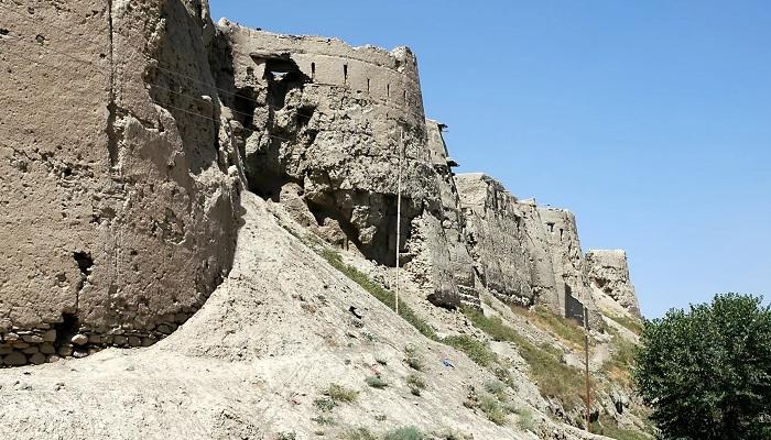 Крепость Газни, Афганистан. | Фото: scientificmindset.com.