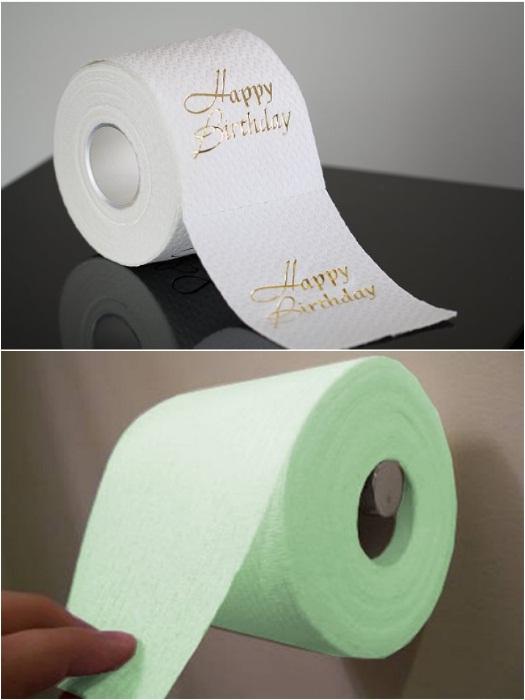 Качество туалетной бумаги и ее расположение может рассказать о некоторых чертах характера владельцев и их пристрастиях. | Фото: ebay.de/ kp.ua.