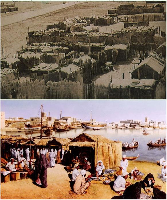 Как населенный пункт Дубай начал свое существование в в 1833 г. | Фото: rest-trip.ru.