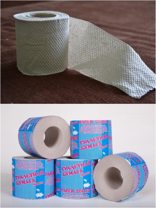 Использование туалетной бумаги эконом класса в роскошных апартаментах не допустимо. | Фото: krasnodarmedia.su /informupack.ru.