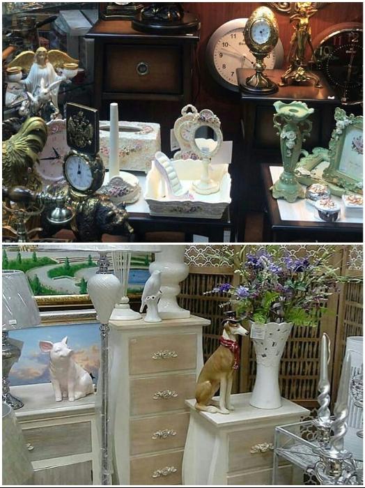 Не стоит увлекаться покупкой и хранением массы вещей, если вы не владелец антикварной лавки или магазина сувениров. | Фото: picuki.com.