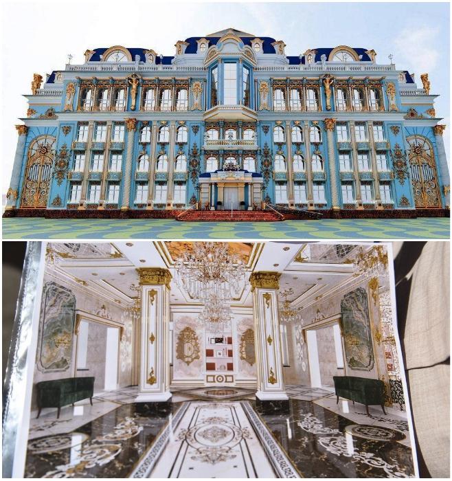 В таком формате миллиардер Андрей Симановский мечтает увидеть свою родную школу после всех преобразований. | Фото: uralinform.ru.