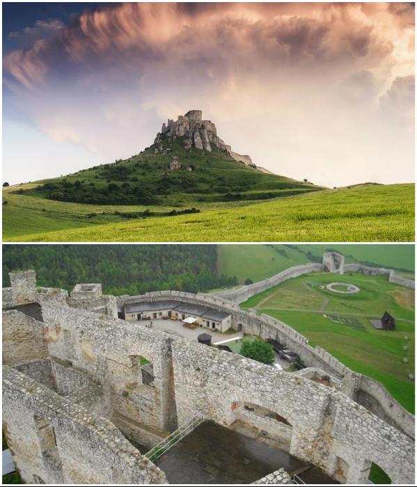 Величественные развалины внесены в Список Всемирного наследия ЮНЕСКО. | Фото: vilingstore.net/ daeu.eu.