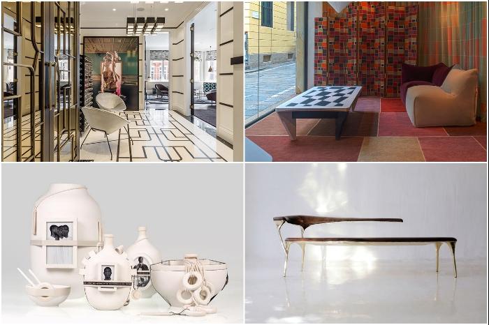 В арт-галереях мира собраны лучшие произведения современного искусства и коллекционного дизайна. | Фото: pinterest.com.