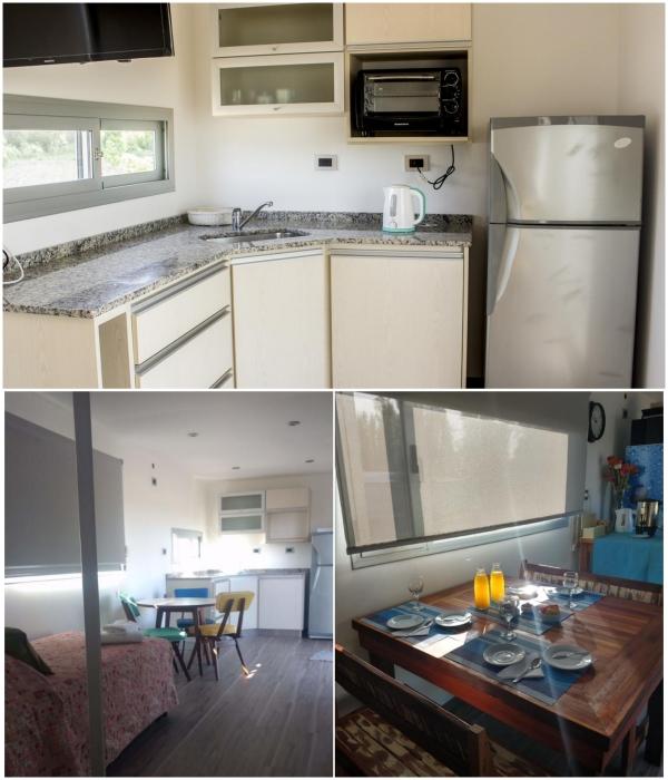 Для посетителей эко-гостиницы созданы все необходимые условия для комфортного отдыха («CasArtero Eco Posada», Сан-Рафаэль). | Фото: containerhacker.com/ glampinghub.com.