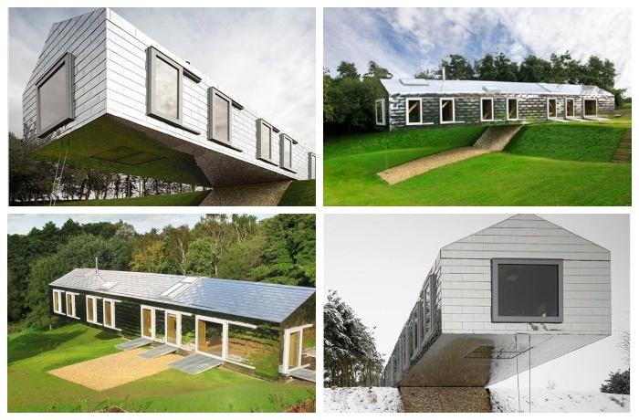 Проект «Balancing Barn» разработали в архитектурном бюро MVRDV, совместно Mole Architects и Studio Makkink & Bey.