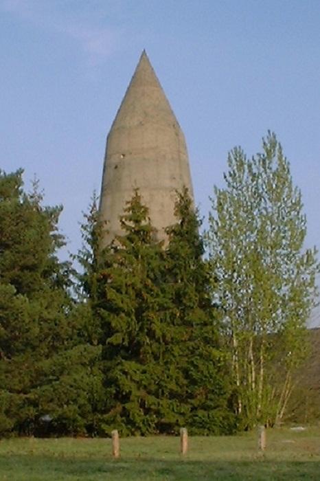 Башня-бомбоубежище «Winkelturme» в Гисене (Германия). | Фото: ru.wikipedia.org/ © Doris Antony.
