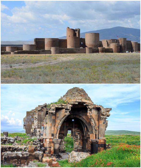 Ани — средневековая армянская столица (Турция).