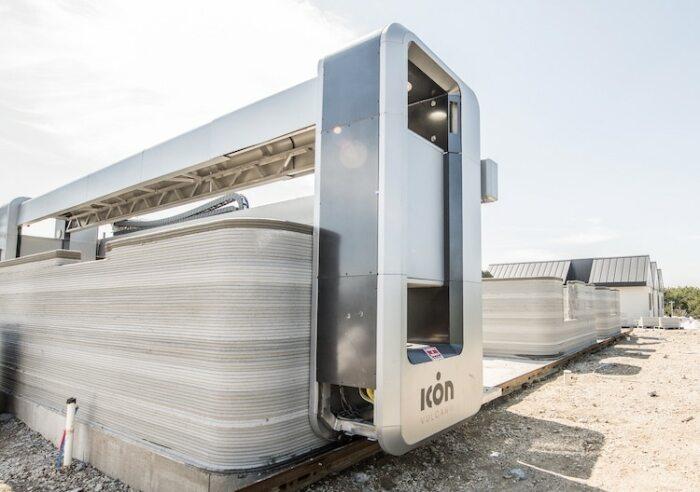 Американская компания ICON взялась за строительство 6 полноценных домов для бездомных. | Фото: washingtonpost.com.