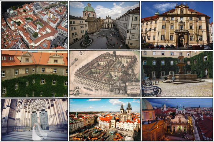 Клементинум – является уникальным образцом барочной архитектуры XVII–XVIII вв. (Прага). | Фото: tripwithlove.com.