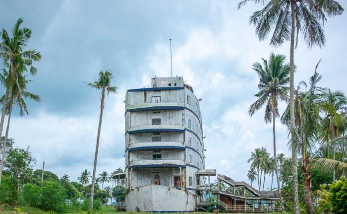Так выглядит «эффектный флагман» экзотического курорта сейчас (Grand Lagoona Koh Chang Resort, Таиланд). | Фото: life-thai.com.