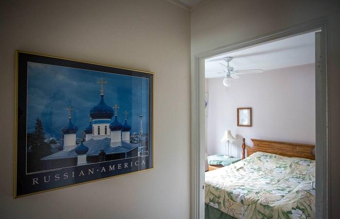 Оказывается, жители города знают истоки своего края! (Whittier, Аляска). | Фото: macos.livejournal.com.