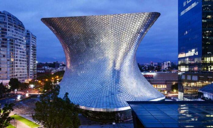Музей современного искусства «Сумайя» в Мехико – самый большой музей в Латинской Америке. | Фото: worldartfoundations.com.