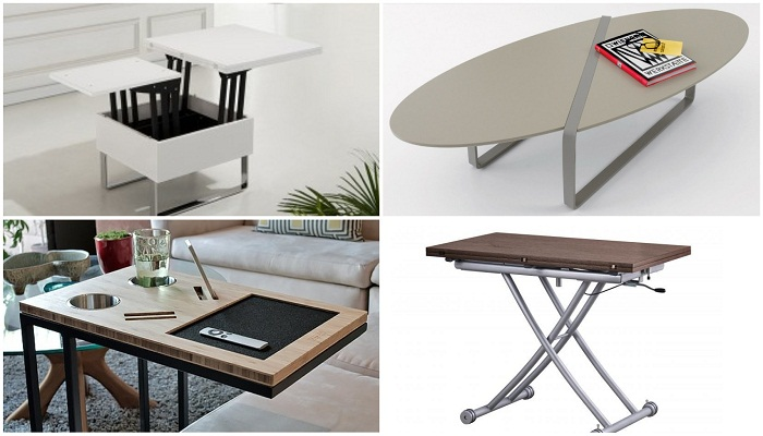 Смарт-столы могут быть разной конфигурации.
