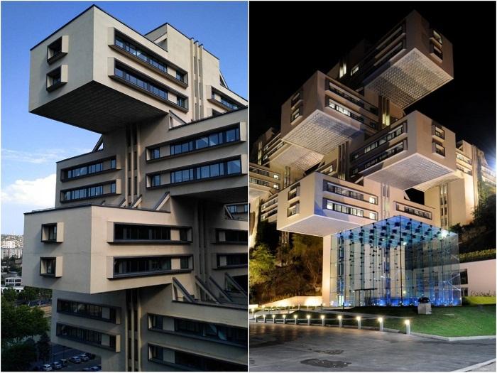 Это здание входит в 10 красивейших строений брутализма (по версии BBC).