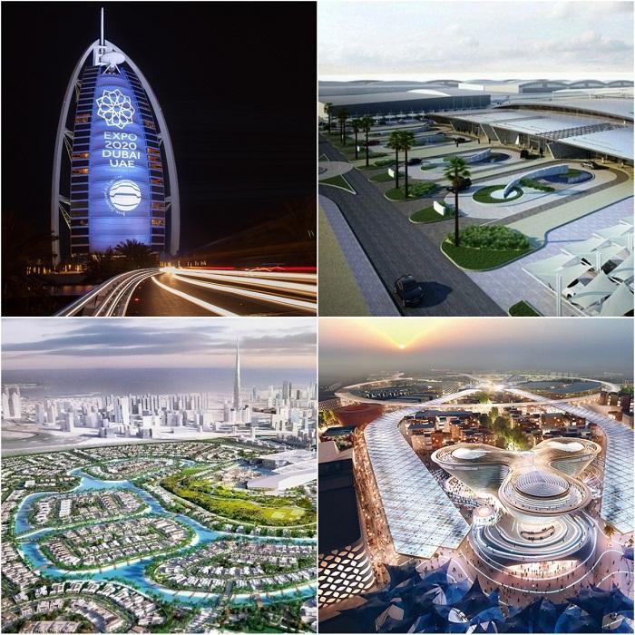 Дубаи активно готовятся принять Международную выставку World Expo 2020.