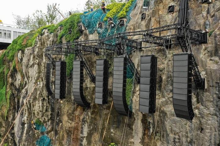 Этот подземный отель Songjiang InterContinental – рай для экстремалов (Китай).