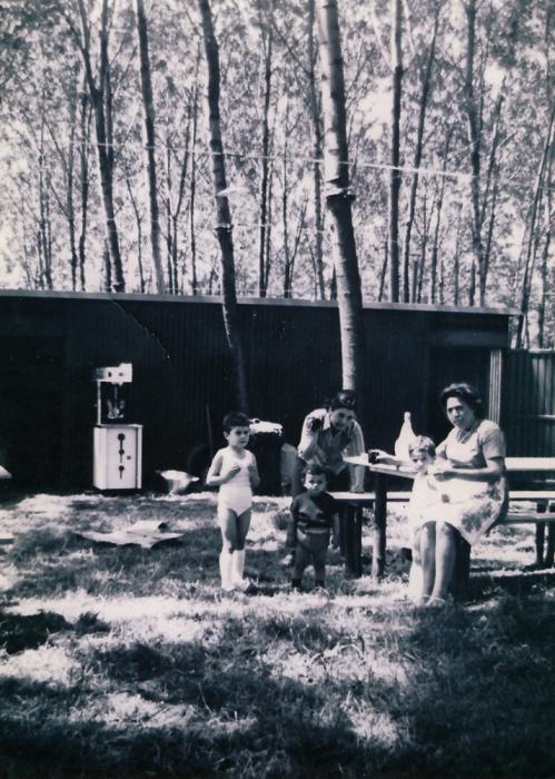 Так выглядел ресторан Osteria Ai Pioppi, который Бруно начал создавать в 1969 г. | Фото: it.wikipedia.org.