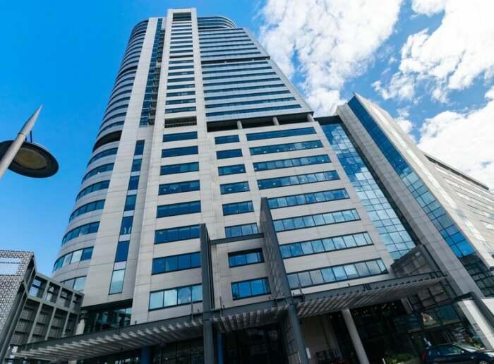 В небоскребе предусмотрены не только офисы и многофункциональные центры, но и жилые апартаменты (Лидс, Великобритания). | Фото: yorkshireeveningpost.co.uk.