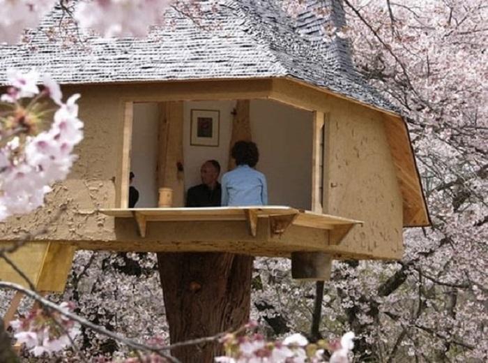 Такое чаепитие оставит неизгладимые впечатления («Tetsu», Япония). | Фото: cacadoresdelendas.com.br.