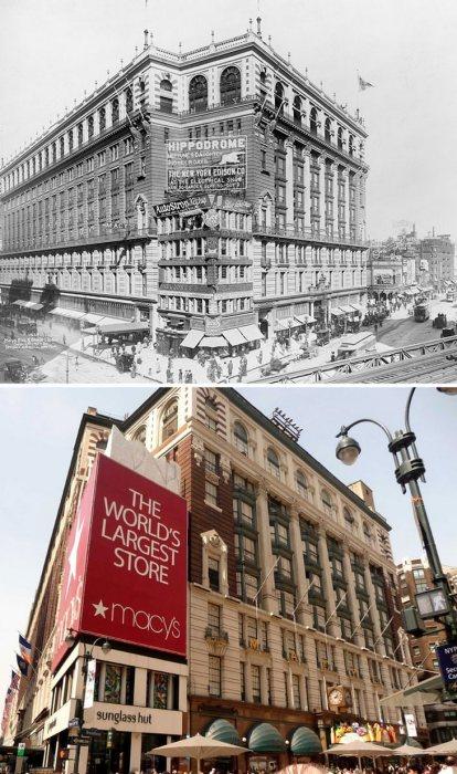 Этот дом Роберт Смит купил, чтобы помешать строительств торгового комплекса (площадь Харальда, Нью-Йорк). | Фото: ba-bamail.com.