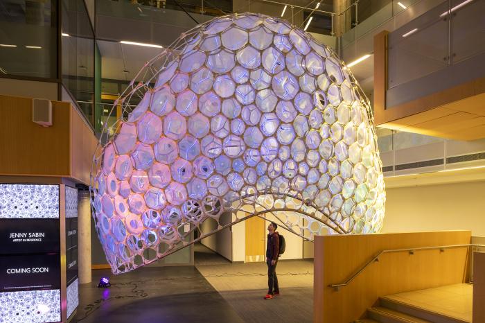 Уже сейчас можно встретить архитектурные инновации, созданные искусственным интеллектом. | Фото: integral-russia.ru.