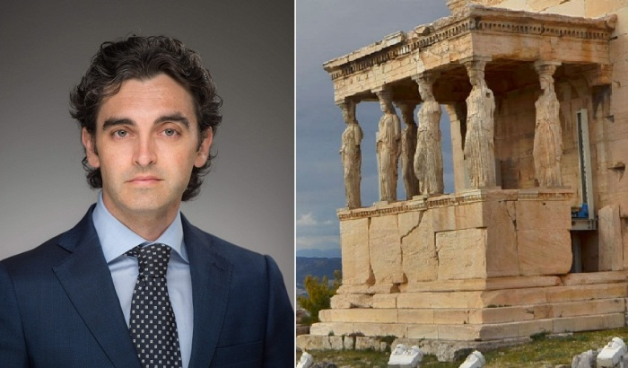 Археолог Alessandro Pierattini считает, что раскрыл тайну строительства огромных храмов древними греками. | Фото: architecture.nd.edu.